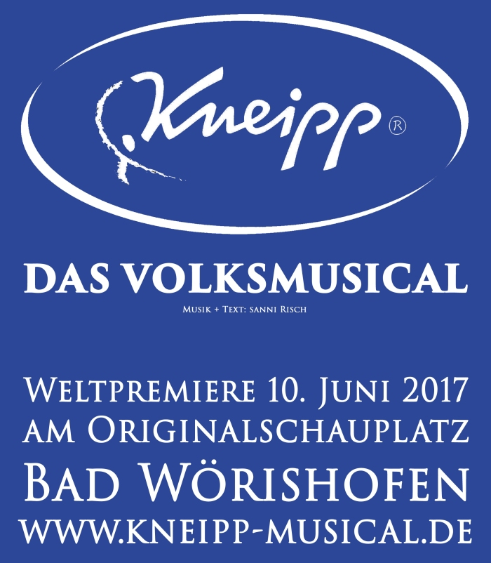 VolksMusical KNEIPP - Logo 2017 inkl Textzusatz -