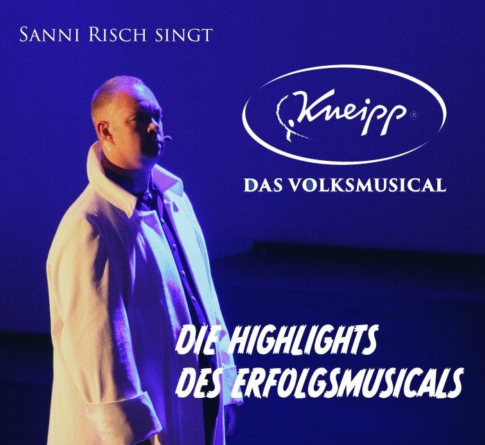 COVER CD Best of VolksMusical KNEIPP